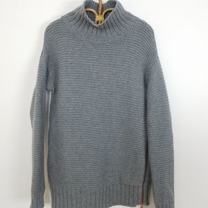 Lululemon Karma Kurmasana Chunky Knit Sweater Med